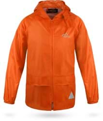 "Bild von Kinder Regenjacke ""Seattle"" - Orange"