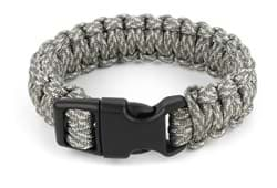 Bild von Survival-Armband Paracord 17 mm Medium