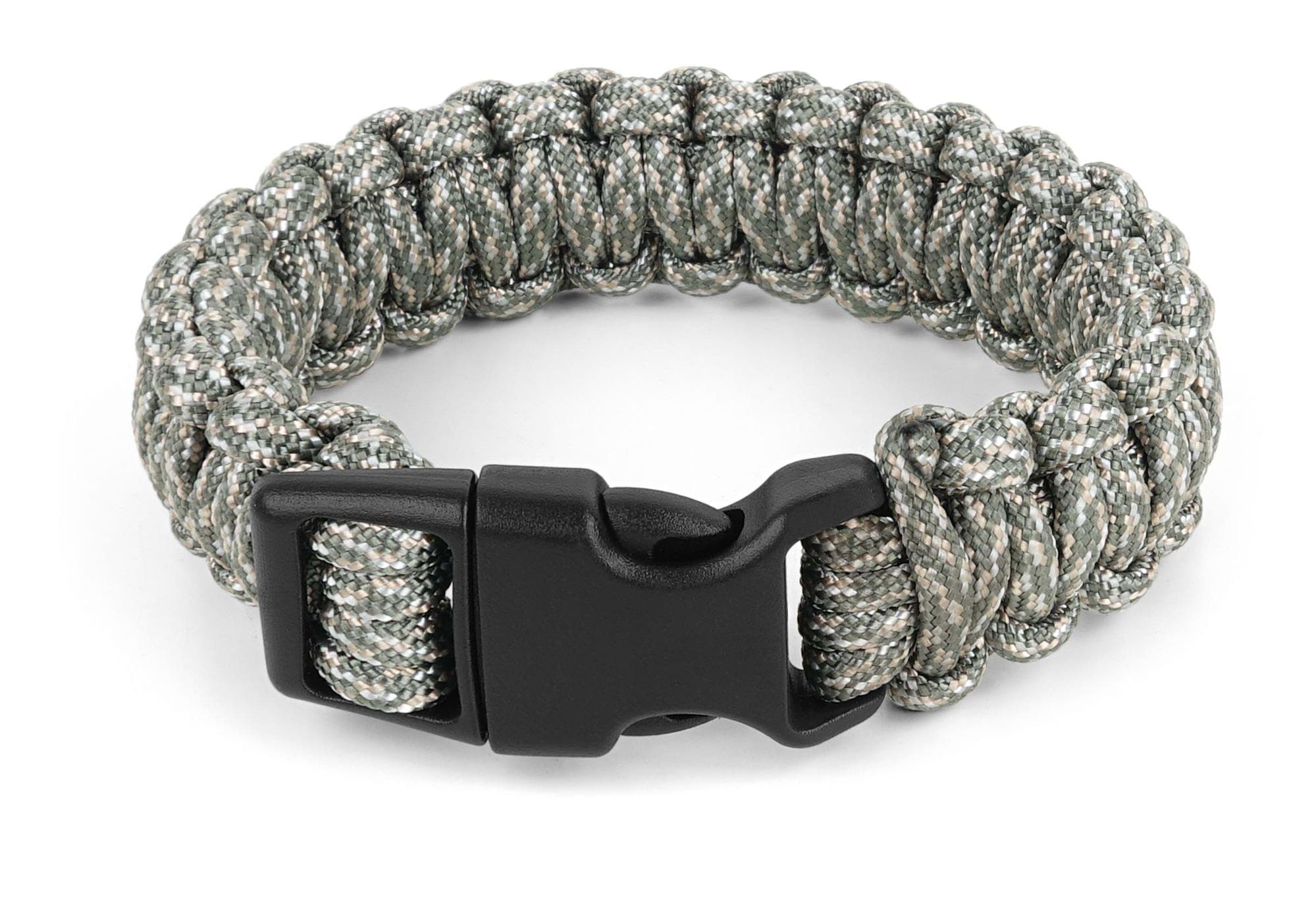 Bild von Survival-Armband Paracord 22 mm Medium